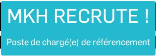 MKH recrute un(e) chargé(e) de référencement